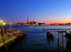 San Giorgio - evening (Lanfranch) Tags: venice europa italia laguna venezia sanctus adriatico repubblicaitaliana christianism veneta georgius mediterraneus