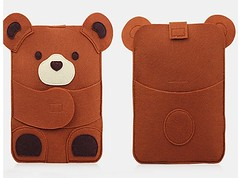 Cute Bear Felt ipad sleeve with Card Pocket (dingfeng125) Tags: china from bear 2 6 3 color cute that 1 is soft factory with 5 vibrant 4 touch rich some felt cm size made card will fade material inside features yet pocket sleeve has resource direct appearance pockets sustainable renewable outstanding designed supplier durable ipad washable 26x21
