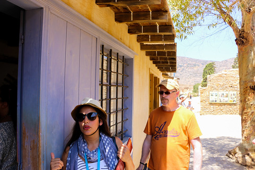 Spinalonga - with the guide