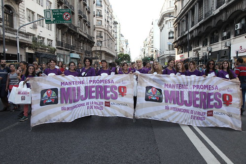 International Women's Day: Argentina