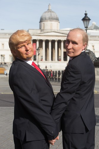 From flickr.com: Trumputin, From Images