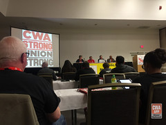 2017 Public, Healthcare and Education Workers Conference (CWA Union) Tags: mobileapp phew