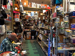 Ritner Hardware Store South Philly Philadelphia PA - Retro Roadmap (Mod Betty / RetroRoadmap.com) Tags: hardwarestore philadelphia cornershop momandpop vintage ritnerstreet southphilly philly southphiladelphia retroroadmap