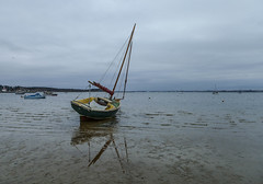 No More Sailing Today (THE NUTTY PHOTOGRAPHER) Tags: dockbay poolbay sandbanks