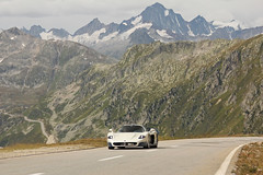 Panorama. (Florian Joly Photography) Tags: supercars money luxury sexy hot dream carporn wow cool flickercar hypercar florian joly 2016 maserati mc12 furka pass chedi supercar chedisupercar supercarsownercircle
