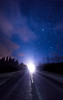 Corners of our galaxy.. (Haapih) Tags: road way highway landscape starscape starpho starphotography astrophotography galaxy night nightphotography nightscape finland suomi iisalmi kiuruvesi