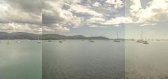 Australian sea VI (Josué Godoy) Tags: sea mar mer australia bateaux barcos ship sky cielo ciel blue azul bleu