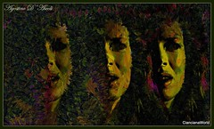 "Espressioni.. ed ""impressioni"" - Febbraio-2017 (agostinodascoli) Tags: volti donna impressionismo nikon nikkor cianciana sicilia colore fullcolor art digitalart digitalpainting photoshop photopainting"