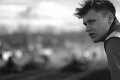 This one is for Alek =] (iamWing_) Tags: acros bw bukc bukc2017 blackwhite britain england fuji fujifilm london monochrome plymouth plymouthuniversity ryehouse uk upmc unitedkingdom xpro2 xf56 championship karting portrait race racing track