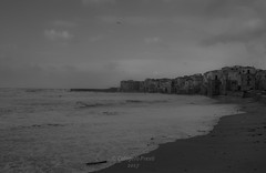 Spiaggia di Cefalù (Kalos1989) Tags: mare cefalù mareininverno winter