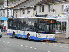 N.A.T Group 340 (Welsh Bus 17) Tags: natgroup man citysmart 340 ou14svw risca