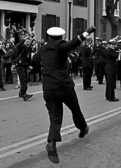 Breaking Formation,  Like a Boss (brian-f) Tags: boston stpatricksday stpaddysday parade 2017 uniform bostonist