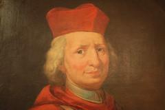Pompeo Batoni, Ritratto del cardinale Giuseppe Pozzobonelli (Matteo Bimonte) Tags: pompeobatoni ritratto portrait arte art pavia giuseppepozzobonelli cardinale