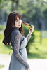 Abbie @ Park (SU QING YUAN) Tags: sony 135za sonnart18135 a99 beauty beautiful pretty girl female portrait young sexy model hair face body
