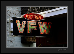VFW (the Gallopping Geezer '4.5' million + views....) Tags: sign signs signage business store storefront ad advertise advertisement smalltown backroads backroad saultstmariemi michigan upperpeninsula up roadtrip canon 5d3 tamron 28300 geezer 2016 vfw club veterans military serve service member