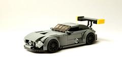 Mercedes-AMG GT3 (RGB900) Tags: lego supercars mercedes mercedesbenz amg
