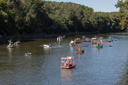 Fun Boat Parade