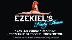 Ezekiel's Nasty House Artistic Cabaret Burlesque (photographer695) Tags: ezekiels nasty house artistic cabaret burlesque hosted by freida nipples sadie sinner the songbird reds true barbecue shoreditch london featuring good friends fierce performers cece sinclair trixie kixx felicity felicis easter sunday april 16 2017 alisa evelyn rebecca oneill carli ann johnson