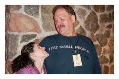 Lisa Gallant MacNeil and Jim Troke