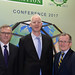 Tim Fenn CEO, IHF, Paul Kelly, Failte Irleand and Niall Gibbons, Tourism Ireland