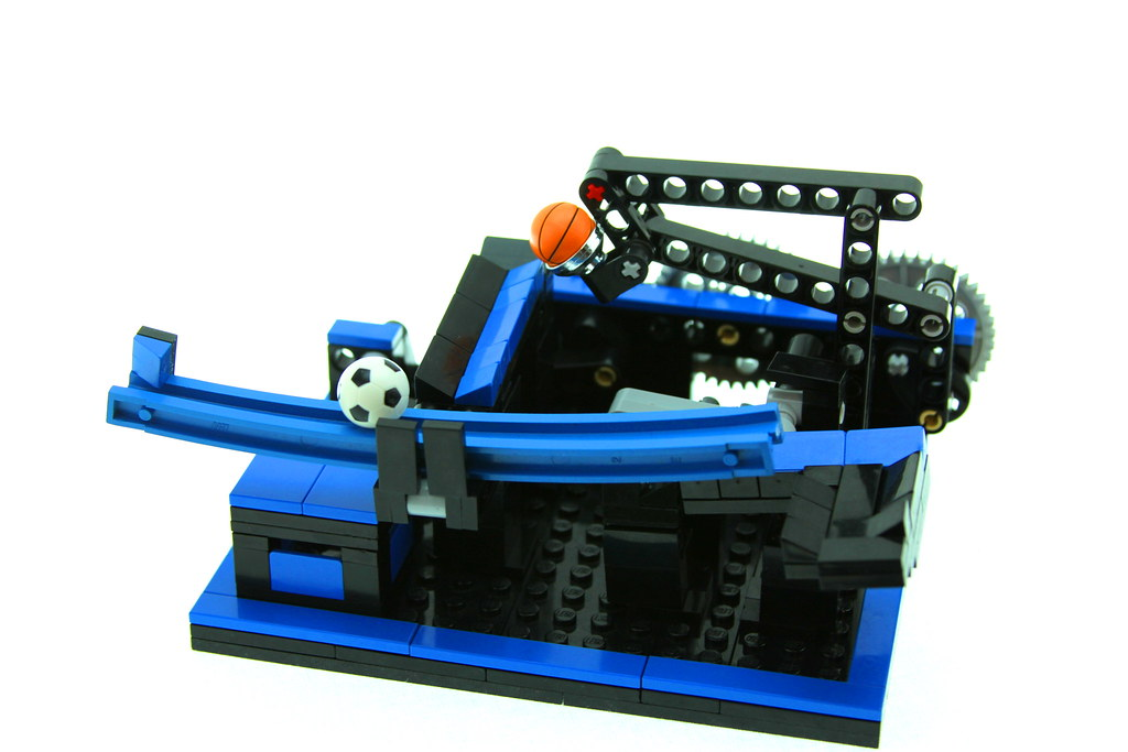 lego great ball contraption instructions