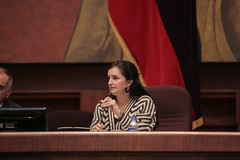 Rosana Alvarado - Sesión No.445 del Pleno de la Asamblea Nacional / 19 de abril de 2017 (Asamblea Nacional del Ecuador) Tags: asambleanacional asambleaecuador sesiónno445 pleno plenodelaasamblea plenon445 445 rosanaalvarado