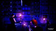 night attack (Dani Boy Boy Dani) Tags: daz 3d studio render attack night flare