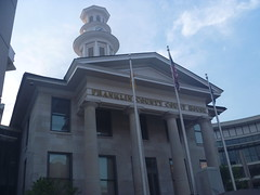 Franklin County Courthouse, July 31,2016 (rustyrust1996) Tags: franklincounty frankfort kentucky courthouse