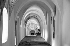 The silence of the monks (sigi-sunshine) Tags: schnalstal kloster allerengelberg südtirol mönche monastery kartäuser charterhouse monks stille isolation certosa salve