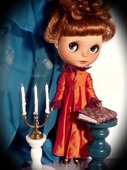 "Blythe-a-Day#11. Frankenstein&#21. Harmony or Orange&#29. Favorite Book &Reading&Writing: Donna& Mary Shelley's ""Frankenstein"""