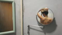 (clara.leboucher) Tags: woman body skin bathroom corps femme portrait