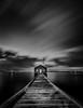 Opportunity awaits (marcusbird13) Tags: earlymorning night river westernaustralia perth boathouse boat