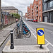 DUBLINBIKES DOCKING STATION [LIME STREET IN THE DOCKLANDS]-127363