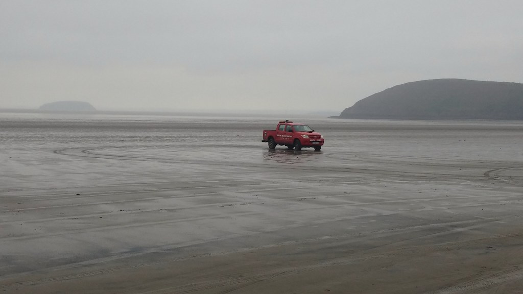 Brean Beach Warden