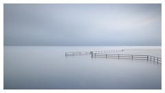 Forever Blue (picturedevon.co.uk) Tags: shoalstone pool brixham torbay englishriviera devon england uk seascape le longexposure minimal water sky coastal seaside colour tide morning fineart blue outdoors lido