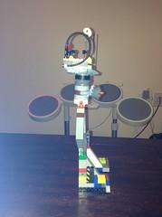 Chief Booyah's Mech (splinky9000) Tags: kingston ontario lego toys chief booyah mech robot minifigure