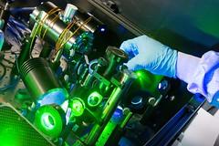 ESA laser testing