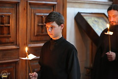 Matins for Holy Friday / Утреня Великой Пятницы (27) 13.04.2017