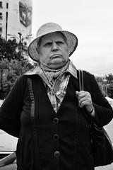 (Alex Cruceru) Tags: 2016 bw blackwhite bucharest candid city finally finepix fujifilm mirrorless moments mono monochrome romania story stradal street streetphotography streettogs urban woman x100s xseries duchessa