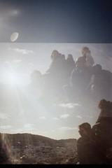 (statoingravitto) Tags: lomo lomography dianamini 35mm film filmisnotdead analog doubleexposure light landscape friends