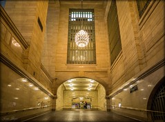 Grand Central Station (josboyer) Tags: grand central station gare train terminal tunnel