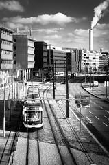 Kreis 5, Zürich (albisserl) Tags: cantonzurich switzerland zurich smokestack zürich tram kreis5 schweiz che