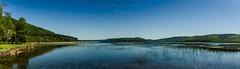 Huilipilún Lake (Cristian González Photography) Tags: lake blue huilipilun rutatreslagos lagos chile wonderful wonderfulplaces lansdcapes lanscape nikon water green