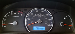 80085 (uhhey) Tags: dashboard odometer