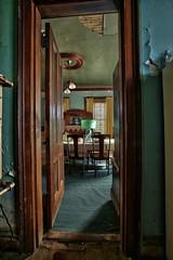 Rose's Farmhouse (16) (Darryl W. Moran Photography) Tags: urbandecay abandonedfarmhouse frozenintime leftbehind oldfarm urbex urbanexploration darrylmoranphotography oldfurniture