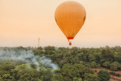 Hot air balloon trip Cambodia (cattan2011) Tags: cambodia streetpicture streetphoto streetphotography streetart trees traveltuesday travelblogger travelphotography travel natureperfection naturephotography nature landscapephotography landscape