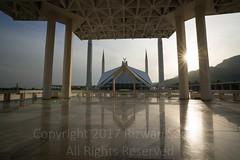 (яızωαи) Tags: faisal mosque islamicarchitecture islamabad pakistan sunset blue hour