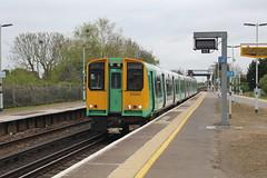 313220 (matty10120) Tags: barnham railway station southern class rail train transport travel england south 313
