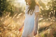 love this light (janamartish) Tags: digital photo canon 6d sigma 85mm autoportrait portrait girl woman selfportrait dress white long hair golden hour goldenhour gold sun sunlight light sunset