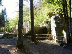 Eugi, Navarre, Espagne: ruines de la Manufacture Royale d'Armes (Marie-Hélène Cingal) Tags: espagne españa spain navarre navarra eugi